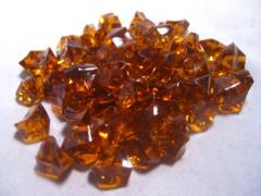 Amber Gaming Counters (50)