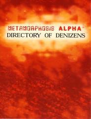 Directory of Denizens