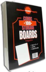 Magazine Backing Boards (100)
