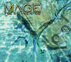 Mage - The Awakening - Mousepad
