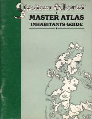 Master Atlas Book #2 - Inhabitants Guide