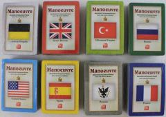 Manoeuvre - Card Deck Set