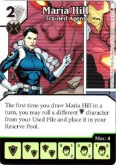 Maria Hill - Trained Agent