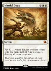 Martial Coup (MR) (Foil)