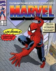Marvel - Five Fabulous Decades of the World's Greatest Comics