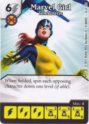 Marvel Girl - Telekinetic