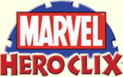 Marvel HeroClix Common & Uncommon Collection - 50 Figures!