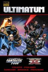Ultimatum - X-Men/Fantastic Four