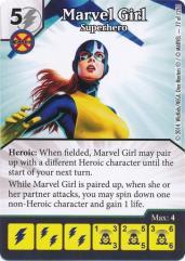 Marvel Girl - Superhero