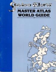 Master Atlas Book #1 - World Guide