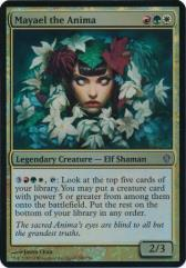 Mayael the Anima (Oversized) (Foil)