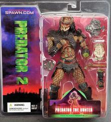 Predator 2 - Predator, The Hunter