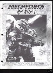 MechForce North America Manual