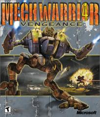 Mechwarrior 4 - Vengeance (Big Box)