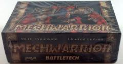 Mechwarrior Booster Box