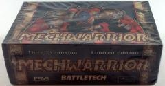 Mechwarrior Booster Box