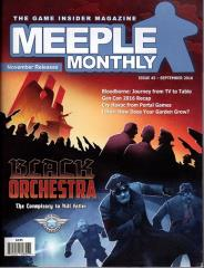 "#45 ""Black Orchestra, Bloodborne, Gen Con 2016 Recap"""