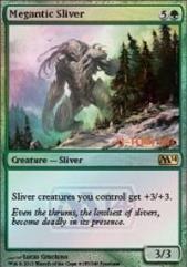 Megantic Sliver (P) (Foil)