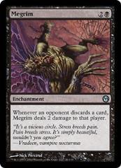 Megrim (U)