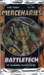 Mercenaries Booster Pack
