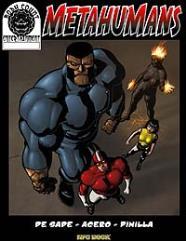 Metahumans - NPC Book