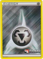 Metal Energy (2011 Play! Pokemon Promo) (P) #N/A (Holo)
