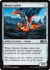 Meteor Golem (U)