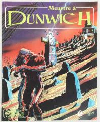 Meurtre a Dunwich (French Edition)