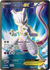 Mewtwo EX (157 Full Art) (Ultra R) #157 (Holo)