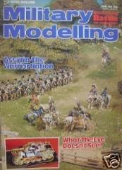 """Vol. 11, #6 """"Abrams, The Northumberland Fusiliers"""""""
