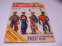 """Vol. 8, #11 """"Wehrmachtsomnibus, French 4th Hussars"""""""