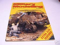 """Vol. 8, #9 """"The British Centaur, Morris C8, Build a Bridgelayer"""""""