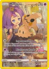 Mimikyu (Secret) (Secret R) #245/236 (Holo)