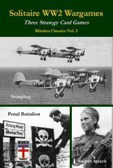 Minden Classics #3 - Solitaire WWII Wargames