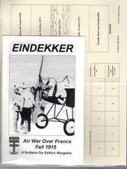 Eindekker - Air War Over France, Fall 1915