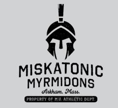Miskatonic Myrmidons T-Shirt (L)