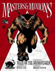 Horde Book #2 - Maze of the Minotaur
