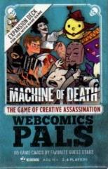 Machine of Death - Webcomics Pals/Chums Expansion
