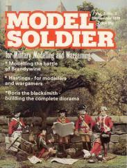 "Vol. 2, #3 ""Modeling the Battle of Brandywine, Hasting for Modelers & Wargamers"""