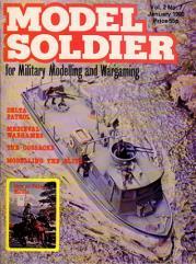 "Vol. 2, #7 ""Medieval Wargames, Modeling the Blitz"""