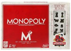 Monopoly (80th Anniversary Edition)
