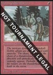 Mons's Goblin Raiders (CE) (C)