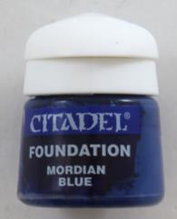 Mordian Blue