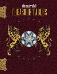 Mother of All Treasure Tables, The (2nd Printing)