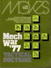 """#27 """"Mech War '77, Hooker & Lee"""""""
