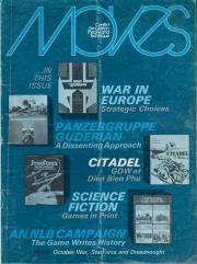 "#33 ""War in Europe, StarForce Scenario, Panzergruppe Guderian"""