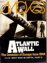 "#42 ""Atlantic Wall, The Next War"""