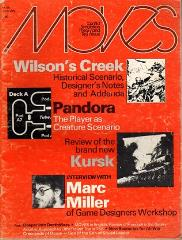 "#51 ""Wilson's Creek, Pandora, Kursk"""