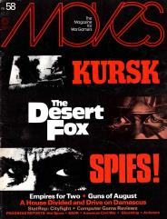 "#58 ""Kursk, Guns of August, Drive on Damascus, A House Divided"""
