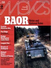 "#59 ""BAOR, Pea Ridge, Longest Day, Streets of Stalingrad"""